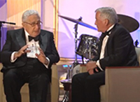 Kissinger on Syria: Absolute Victory for Anybody Would Lead to Bloodbath