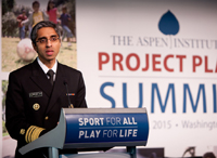 2015 Projecy Play Summit: Keynote address by the US Surgeon General Vivek Murthy