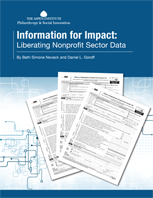 Big Data and the Nonprofit Sector