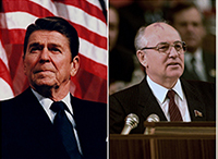 Fireside Chat Features Account of Reagan/Gorbachev Summit