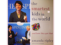 Amanda Ripley Compares US Education System to Best Education Systems in the World