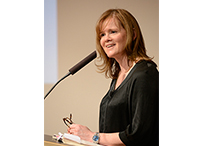 Best-Selling Author Maria Semple Speaks to Hometown Crowd About 'Bernadette'