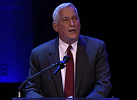 President and CEO Walter Isaacson Delivers 2014 Jefferson Lecture