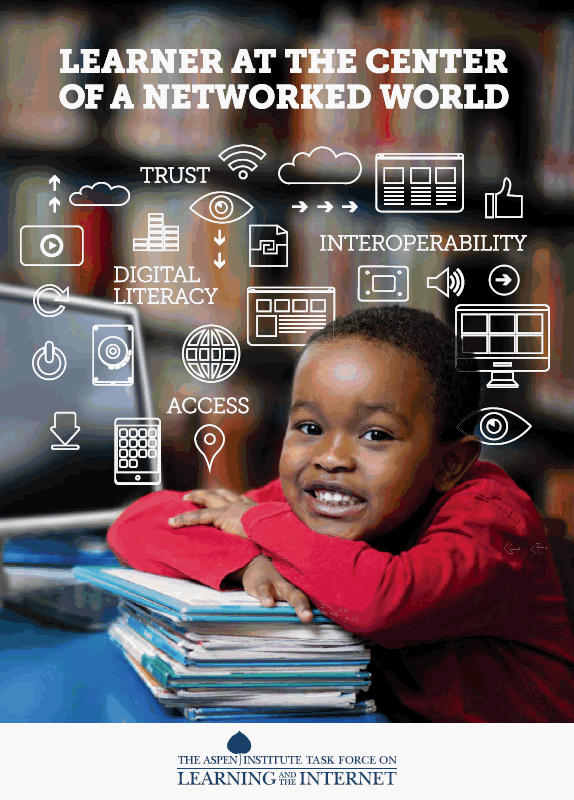 Learner at the Center of a Networked World cover image
