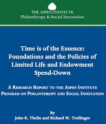 Time is of the Essence Cover