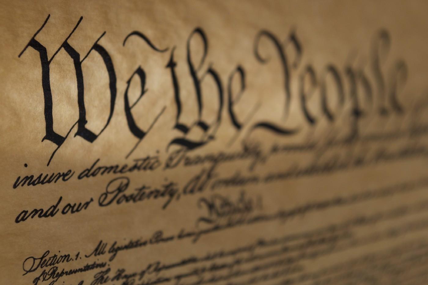 Constitution 1400