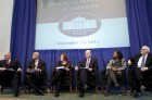White House Forum on Nonprofit Leadership panel