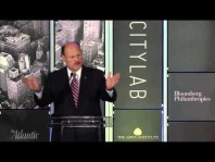 NYC Mayoral Candidate Joe Lhota at the 2013 CityLab