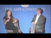 """From Start-ups to Outer Space: Travels with Esther Dyson""  Winter Socrates Program Fireside Chat"