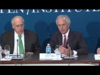 Washington Ideas Roundtable with Chairman Bob Corker (R-TN)