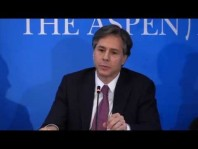 Deputy Secretary of State Antony Blinken on Obama's Foreign Policy Goals