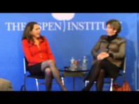 Barnard College President Debora discusses new book with Anne-Marie Slaughter