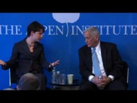 "Amanda Ripley & Walter Isaacson discuss ""The Smartest Kids in the World"""