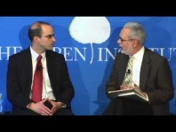 "David Leonhardt discusses his new e-book ""Here's the Deal"""